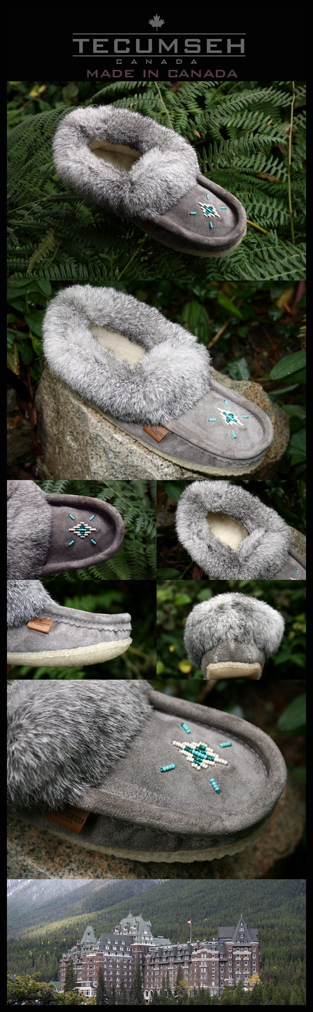 The Rimrock Mukluk Shoe